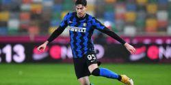 Internazionale comemora o título italiano com goleada de 5 a 1 sobre a Sampdoria